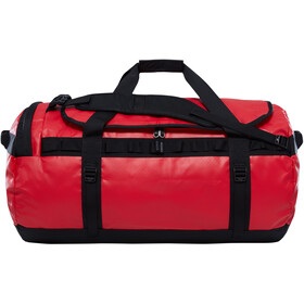 The North Face Base Camp Travel Luggage L red